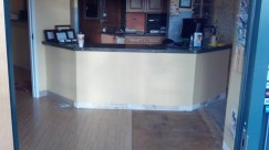 8-Dentist-Office-renovation-underway-in-Midlothian-Va-New-floors-paint-base-trim-Granite-counter-t-243x136